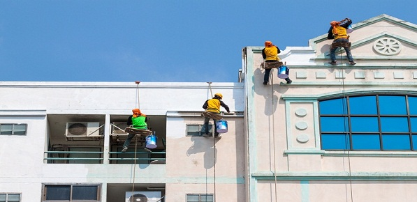 What Services to Expect From Your Commercial Painting Contractor