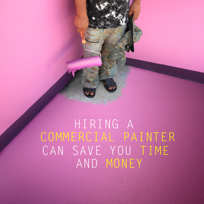 Hiring Commercial Painter Can Save Time And Money | 1800AllPainting