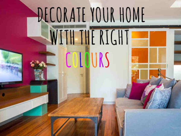 Decorating your Home With Colours | 1800AllPainting