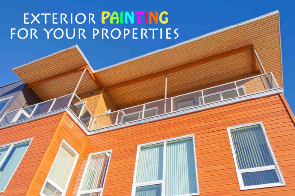 Exterior Painting Company in Melbourne | 1800 AllPainting
