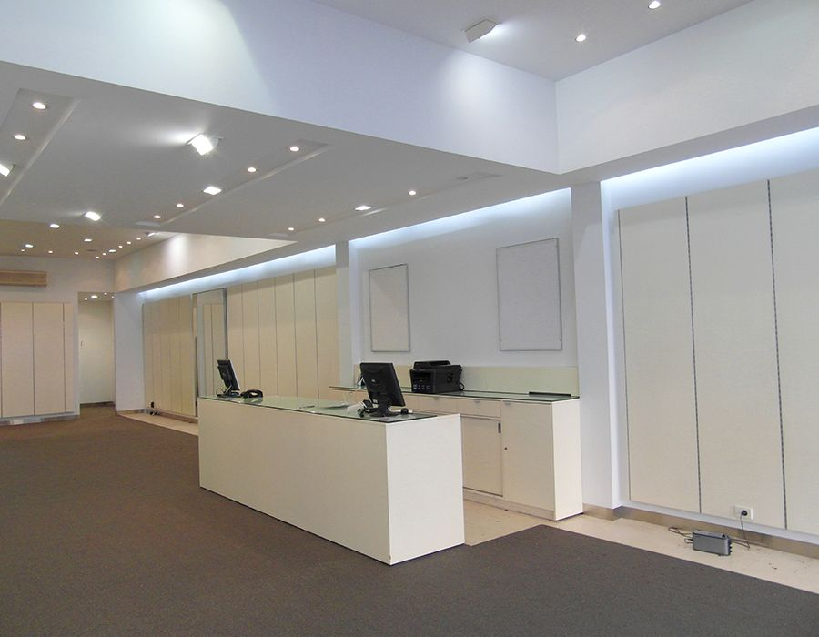 Office Counter Renovation | 1800 All Painting