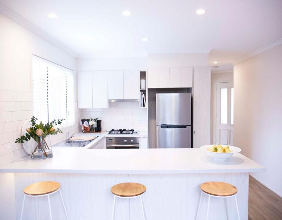 Kitchen Renovation Painting Melbourne | 1800 All Painting