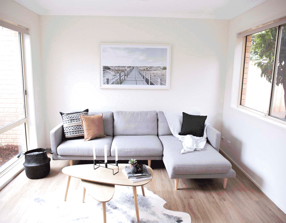 New Home Lounge room Painting | 1800 All Painting