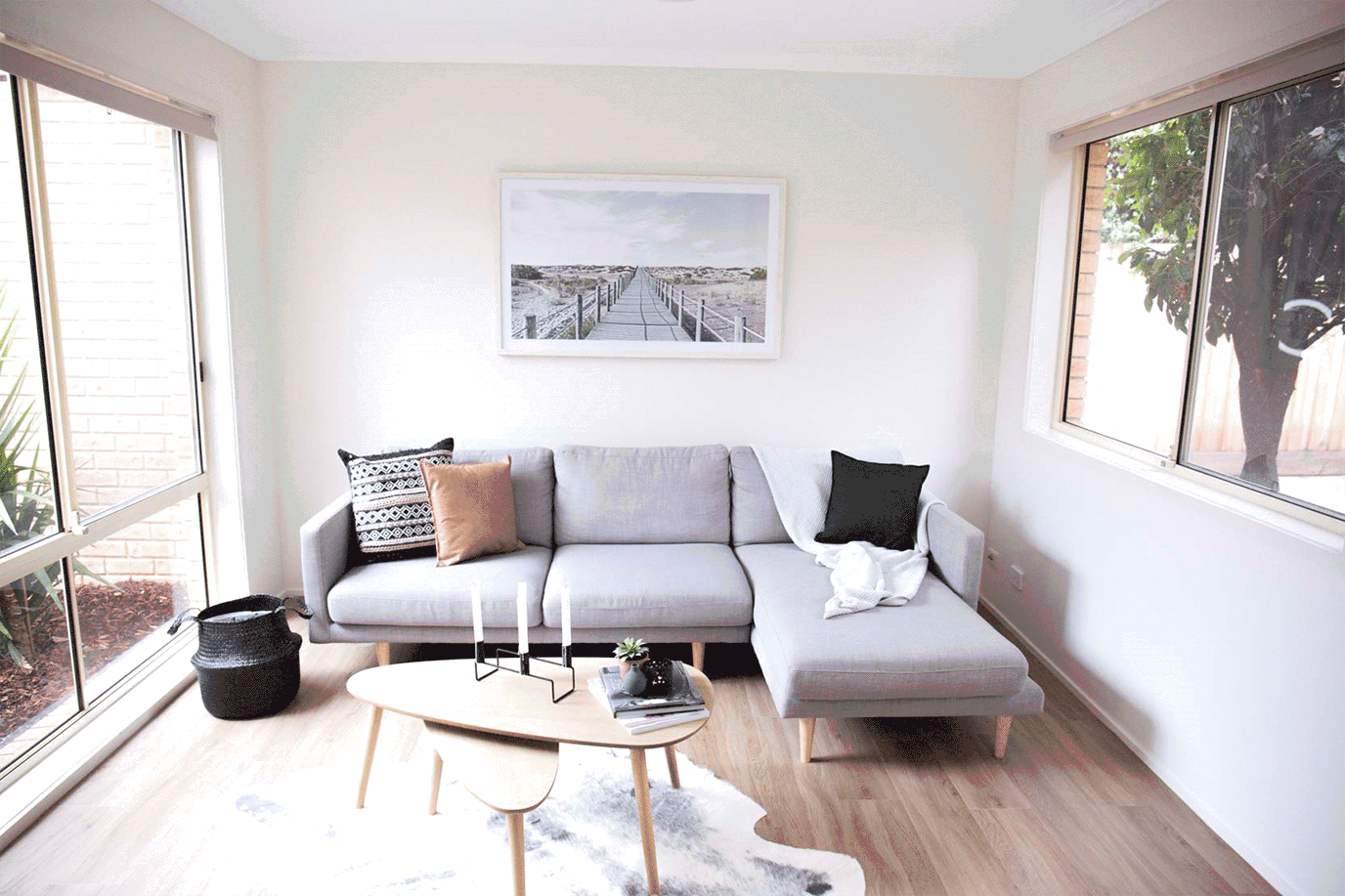 New Home Lounge room Painting 1