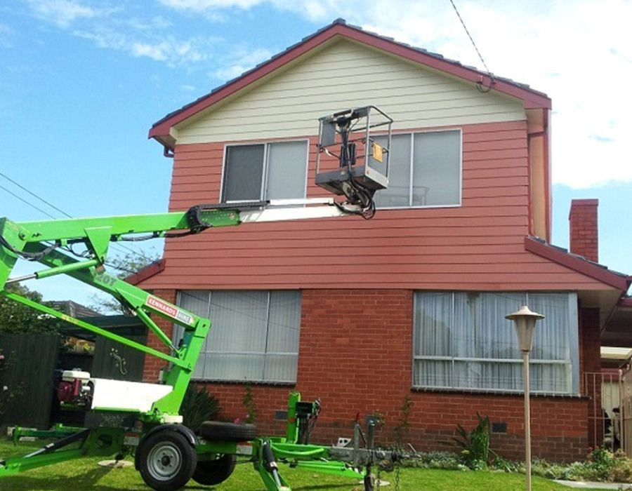 House Exterior Paint Renovation | 1800 All Painting