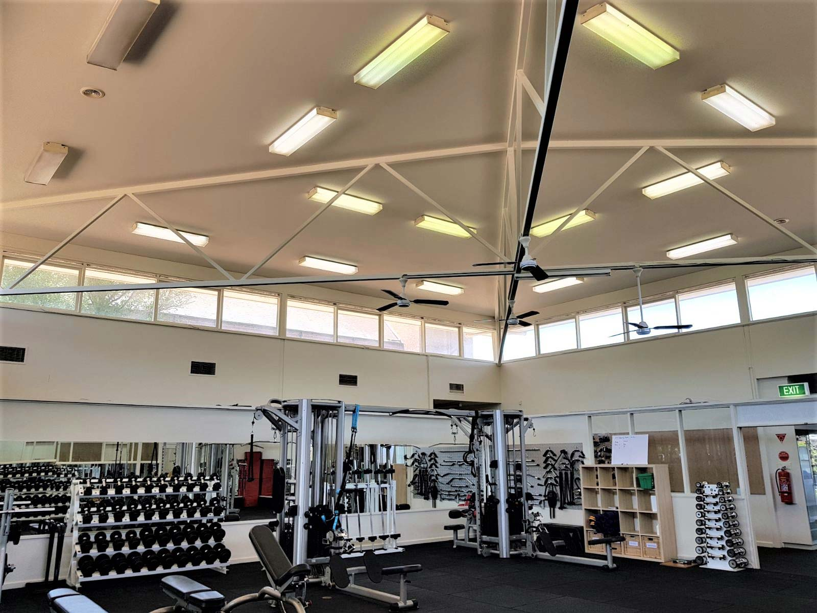 GYM AFTER PIC Painting Melbourne